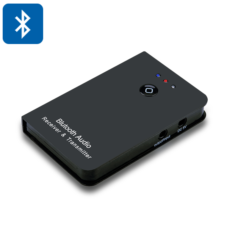 Bluetooth Stereo Audio Receiver +Trans Speakers, TV, Mobile Phone, MP3 Player | eBay