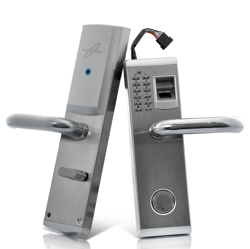 Biometric fingerprint door lock aegis deadbolt right for 1 touch fingerprint door lock