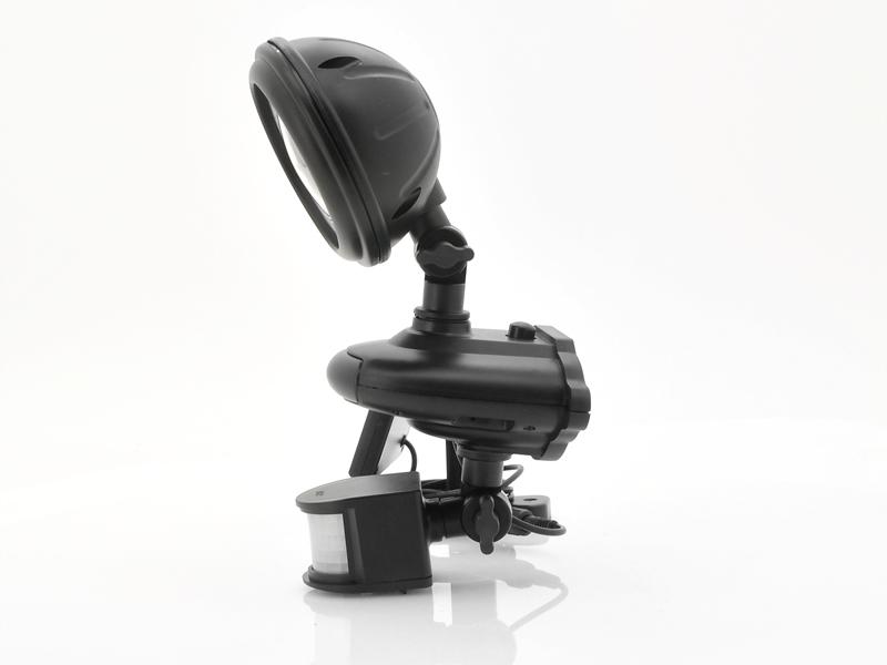 solar powered led security light pir motion detection weatherproof. Black Bedroom Furniture Sets. Home Design Ideas