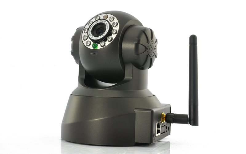 Remote security camera wireless