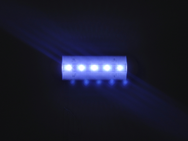 Solar Powered Shed Light - Polycrystalline Solar Power, 5 ...